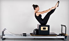 7 or 15 Pilates Equipment Classes at Pilates Plus (Up to 67% Off)