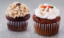 12 Mini Cupcakes or 6 or 12 Large Cupcakes at The Lofty Cupcake (Half Off)