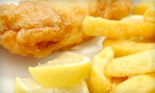 Seafood and Southern Comfort Food at Zeke's Fish & Chips (Up to 53% Off). Two Options Available.