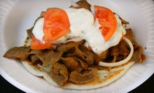$10 for $20 Worth of Ribs, Gyros, and Sandwiches at Fodrak's Gyros &amp; Ribs