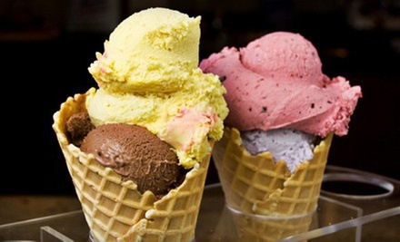 $6 for $12 Worth of Taharka Bros. Ice Cream and Deli Fare at Uncle Wiggly's Ice Cream & Deli