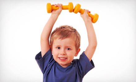 $29 for Four Weeks of Kids' Fit Camp at Sledge CrossFit ($160 Value)