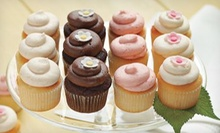 One or Two Dozen Cupcakes at MB Sweets and Treats (Up to 54% Off)