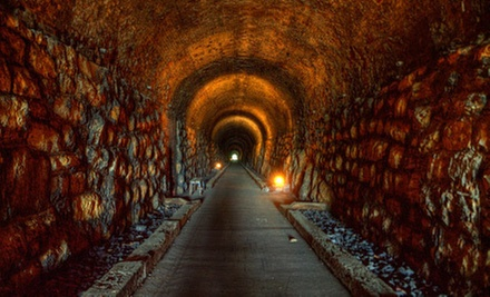 Railroad Tour for Two or Four at Western &amp; Atlantic Railroad Tunnel (Up to 54% Off)