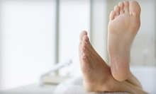 $299 for Toenail-Fungus Treatment for Both Feet at Brooklyn Foot Health Center ($800 Value)