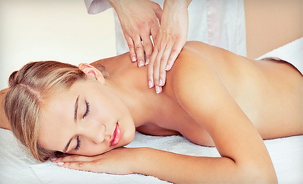 Spa Package with Massage, Facial, and Wax for One or Two at The Skin Renewal Studio (Up to 56% Off)