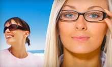 Eye-Exam Package or $25 for $100 Worth of Sunglasses at Precision Vision (Up to 90% Off)