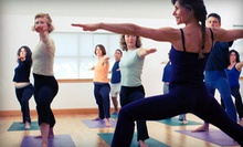 $25 for One Month of Classes and One Smoothie at Oasis Personal Training and Group Fitness Center ($204.50 Value)
