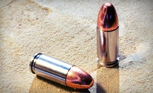 Introductory Shooting Class with Six-Gun Range Experience for One or Two at Elite Handgun Academy (Up to 54% Off)