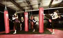 10 or 20 Cardio-Kickboxing Classes at Bodyfit (Up to 72% Off)