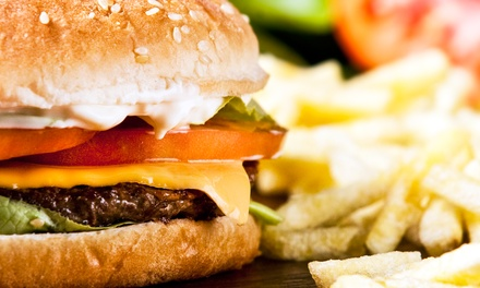 $11 for $20 Worth of Chicken, Sandwiches, Pasta, and Comfort Food at The Blue Star