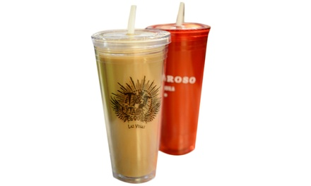 $20 for Two Winter Cocktails in 22-Ounce Souvenir Cups at Tacos & Tequila ($40 Value)