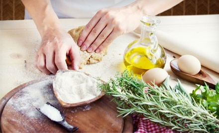 Cooking Class at The Stocked Pot and Company (Up to 51% Off). Four Options Available.