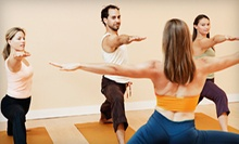 10 or 20 Yoga Classes at The Hott Spot Extreme Wellness (Up to 69% Off)
