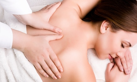 $40 for a 60-Minute Swedish Massage at LaVida Massage of League City ($79.95 Value)