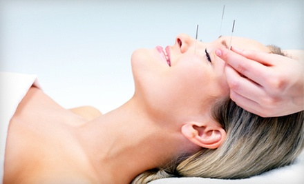 One or Three 60-Minute Acupuncture Sessions from Dr. Heather Veronesi (Up to 55% Off)