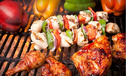 $45 for Three Groupons, Each Good for $70 Toward Delivered Gourmet Meals from Les Aliments O&#x27; Max ($210 Value)
