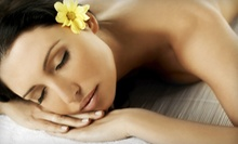 60-Minute Massage with Option for a 15-Minute Foot Treatment at The Baah Spa (Up to 51% Off)