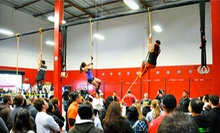 Two or Six Weeks of Unlimited CrossFit or FastFit Classes at CrossFit FAST (Up to 88% Off)
