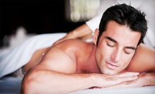 50-Minute Medical Massage with Option for Two Spinal-Decompression Treatments at Tree of Life Massage (Up to 82% Off)