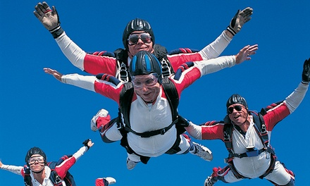 $119 for One Tandem Jump at Skydiving San Francisco ($269 Value)