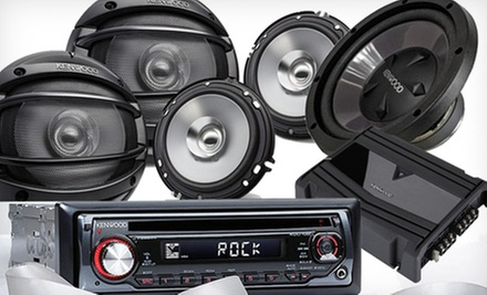 $60 for a Car-Stereo Auxiliary Input with Installation at Tunes-N-Tint/Alarms Etc. ($129.99 Value)