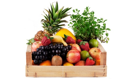 Small, Medium, or Large Box of Organic Produce from Farmbox Direct (Up to 43% Off)