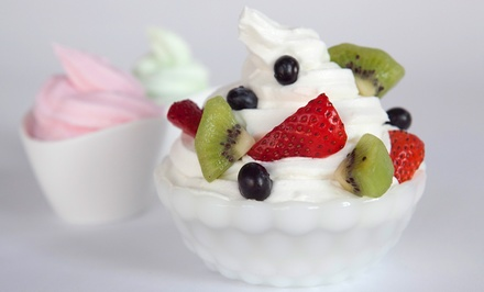 $12 for $20 Worth of Self-Serve Frozen Yogurt at Yogurtopia
