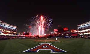 Los Angeles Angels Of Anaheim Major League Baseball Game At Angel Stadium (up To 62% Off). Four Games Available.