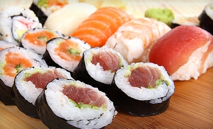 $15 for $30 Worth of Japanese and Italian Food for Two or More at Kobe CS Italian Japanese Steak House