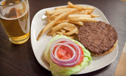 $15 for Two Groupons, Each Good for $15 Worth of American Cuisine, at Spurlock&#x27;s ($30 Total Value)