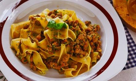 $22 for $40 Worth of Italian Cuisine at Branzino