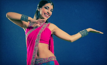 Four or Eight Group Dance Lessons at Bollywood Dance (Up to 66% Off)
