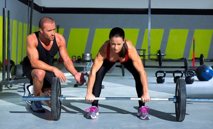 Three CrossFit Foundations Classes or One Month of Unlimited CrossFit Classes at Sweat Factory (Up to 70% Off)