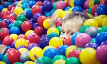 $45 for a 90-Minute Birthday Party Package for Up to Six Kids at Kids Place Adventure Playground ($90 Value)