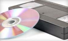 5 or 10 Video-to-DVD Transfers at Home Movie Preservation Center (Up to 52% Off)