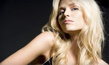 Cut and Conditioning with Optional Color or Partial or Full Highlights, or a Cut at X-Treme Styles Salon (Up to 56% Off)