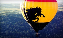 Sunrise Hot Air Balloon Flight for One, Two, or Four from Adventures Out West (Up to 49% Off)