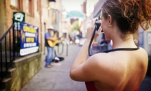 2.5-Hour Beginner DSLR Camera Class for One or Two from HowDoIUseMyDSLRCamera.com (Up to 62% Off)