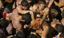 $20 for One Entry into Tomato Royale Food Fight on Saturday, August 24 ($40 Value)