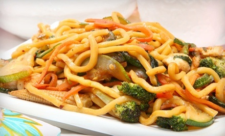 $10 for $21 Worth of Make-Your-Own Mongolian Stir-Fry Friday–Sunday or Monday–Thursday at Jung's Mongolian Grill