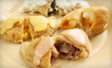 Half-Dozen or One-Dozen Take-Home Perogies at Yogi Perogi (Up to Half Off)