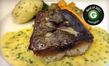 French Cuisine at Le Deauville (Up to 53% Off). Two Options Available. 