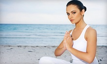 $55 for 10 Classes at Orinoco Fitness ($140 Value)