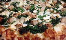 $10 for $20 Worth of Pizza, Pasta, and Sandwiches at Chubby Charlie's Pizza