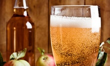 Hard-Cider Tasting for Two or Four with Growler at Jaden James Brewery (Half Off)