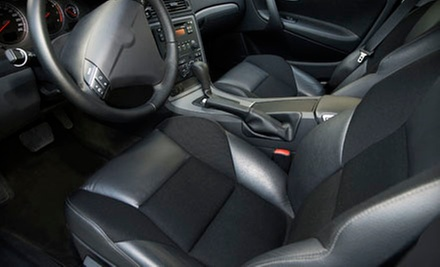 Interior or Hand-Wax Detail, Professional Detail, or Showroom Detail at Detail Kings (Up to 51% Off)