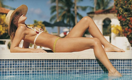 10 UV Tans or 2 Norvell Spray Tans at Tahiti Sun Tanning (Up to 58% Off)