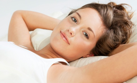 18 Laser Hair-Removal Sessions at Grand Med Esthetic (Up to 95% Off). Three Options Available.