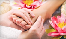One or Two Foot Massages, or a Swedish Massage and Foot Massage at Movement Restoration (Up to 59% Off)